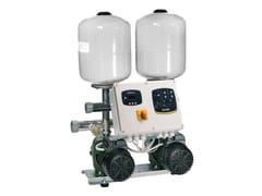 Gruppi Di Pressurizzazione Con 2 Pompe Orizzontali Multistadio Euro2  EURO - DAB PUMPS