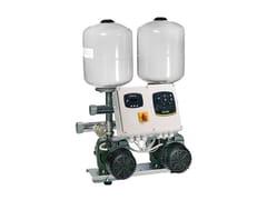 Gruppi Di Pressurizzazione Con 2 Pompe Orizzontali Multistadio Autoadescanti Euroinox2  EUROINOX - DAB PUMPS