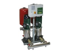 Gruppi di sollevamento con 1/2/3 pompe centrifughe2 KVC - DAB PUMPS