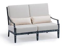 Oxley's Furniture, SIENNA | Divano da giardino a 2 posti  Divano da giardino a 2 posti