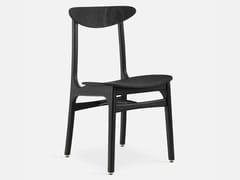 Sedia in legno con schienale aperto200-190 TIMBER - 366 CONCEPT S.C.