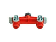 Presa rubinetto 4 uscite con due regolazioni differenziate20062 | Presa rubinetto - IPIERRE SYSTEM