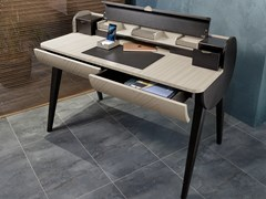 Scrittoio in legno con cassetti2019 | Scrittoio - CARPANELLI