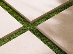 Pavimento per esterni in gres porcellanato effetto pietra 20MM - ROX BEIGE - URBATEK - Grès Porcellanato