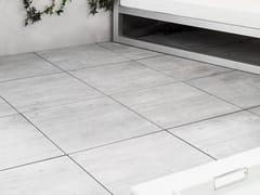 Pavimento per esterni effetto legno 20MM - WEST GREY - URBATEK - Grès Porcellanato