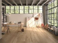 EmilCeramica by Emilgroup, 20TWENTY INDUSTRIAL Pavimento/rivestimento effetto legno per interni ed esterni