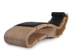 Poltrona a dondolo / Chaise longue in legno21 | Chaise longue - DAAO