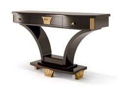 Consolle in legno con cassetti2183   Consolle - BELLANI