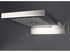 Soffione a parete con cascata, pioggia e cromoterapia 2200201/2 | Soffione doccia - Doccia