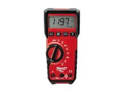 Multimetro2216-40 - MILWAUKEE ELECTRIC TOOL CORPORATION
