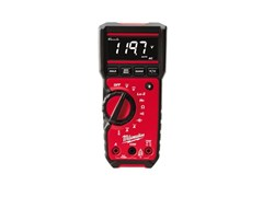 Multimetro2217-40 - MILWAUKEE ELECTRIC TOOL CORPORATION