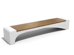 ENCHO ENCHEV - ETE, 233 | Panchina in calcestruzzo  Panchina in calcestruzzo