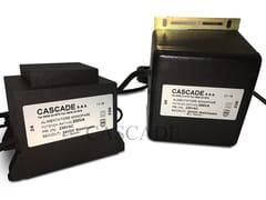 Accessori elettrici per fontaneAlimentatori resinati a 24 Vdc - CASCADE