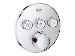 Miscelatore per doccia con piastra SMARTCONTROL 29146000 | Miscelatore per doccia - SmartControl