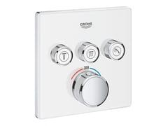 Miscelatore termostatico a 3 vie GROHTHERM SMARTCONTROL 29157LS0 | Miscelatore per doccia - Grohtherm SmartControl