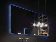 RIFRA, 2HD Specchio rettangolare da parete per bagno