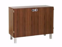 Credenza Per Ufficio : Credenza mobile ufficio in legno impiallacciato 2k skÅp 2k251
