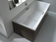 Vasca da bagno quadrata free disenia with vasca da bagno