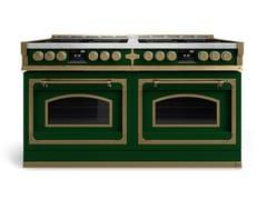 Cucina a libera installazione professionale in acciaioFIORENTINA 2OGG304IC | Cucina a libera installazione - OFFICINE GULLO