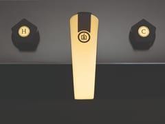 Rubinetto per lavabo a 3 fori da piano PARK LIMITED EDITION | Rubinetto per lavabo da piano - PARK LIMITED EDITION