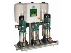 Gruppi di sollevamento con 1/2/3 pompe centrifughe3 KVC - DAB PUMPS