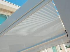 MV Living, 3000 | Tenda da sole con guide laterali  Tenda da sole con guide laterali