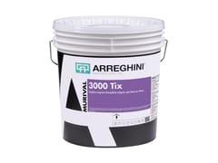 Pittura traspirante per interno super-bianco3000 TIX - CAP ARREGHINI
