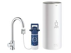 Dispenser acqua caldaRED MONO - SIZE L | Dispenser acqua calda - GROHE