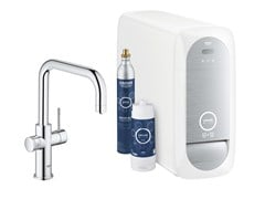 Rubinetto da cucina / dispenser acqua potabile BLUE HOME 31456001 - GROHE Blue® Home