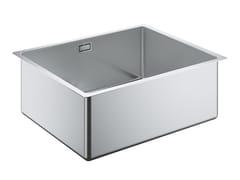 Lavello a una vasca sottotop in acciaio inox K700 - 31574SD0 | Lavello - K700