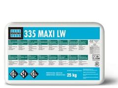 LATICRETE, 335 MAXI LW Malta adesiva ad alte prestazioni