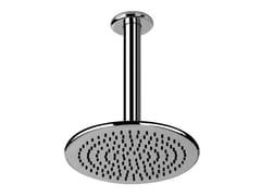 Soffione doccia a soffitto con braccio33762 - GESSI