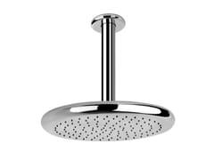 Soffione doccia a soffitto con braccio33766 - GESSI