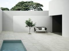 GranitiFiandre, 350 F FROST Pavimento/rivestimento in gres porcellanato effetto cemento effetto resina per interni ed esterni