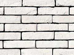 Mattone in laterizio per muratura facciavista350 – RAINBOW WHITE - VANDERSANDEN STEENFABRIEKEN