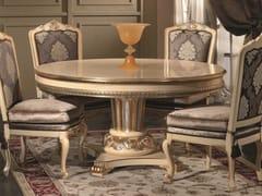Tavolo rotondo in legno35TH ANNIVERSARY 2159 - SCAPPINI & C. CLASSIC FURNITURE