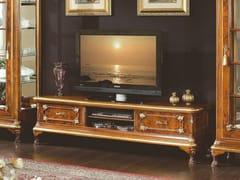 Mobile TV in legno con cassetti35TH ANNIVERSARY 671 - SCAPPINI & C. CLASSIC FURNITURE