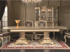 Tavolo allungabile da pranzo rettangolare in legno35TH ANNIVERSARY 2156 - SCAPPINI & C. CLASSIC FURNITURE