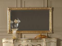 Specchio da parete rettangolare foglia oro e argento35TH ANNIVERSARY 2169 - SCAPPINI & C. CLASSIC FURNITURE