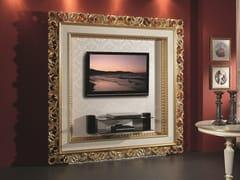 Mobile TV in legno con porta tv35TH ANNIVERSARY 2205 - SCAPPINI & C. CLASSIC FURNITURE