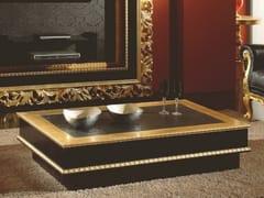 Tavolino basso rettangolare in legno35TH ANNIVERSARY 2210 - SCAPPINI & C. CLASSIC FURNITURE