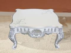 Tavolino basso quadrato in legno35TH ANNIVERSARY 2211 - SCAPPINI & C. CLASSIC FURNITURE