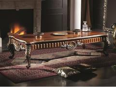 Tavolino alto rettangolare in legno35TH ANNIVERSARY 2212 - SCAPPINI & C. CLASSIC FURNITURE