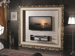 Mobile TV in legno con porta tv35TH ANNIVERSARY 2214 - SCAPPINI & C. CLASSIC FURNITURE