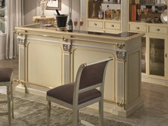 Mobile bar in legno 35TH ANNIVERSARY 2255 - SCAPPINI & C. CLASSIC FURNITURE