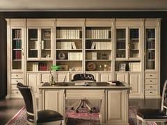 Libreria componibile in legno con cassetti35TH ANNIVERSARY 2312-2314-2315 - SCAPPINI & C. CLASSIC FURNITURE