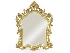 Specchio foglia oro con cornice da parete35TH ANNIVERSARY 2531 - SCAPPINI & C. CLASSIC FURNITURE