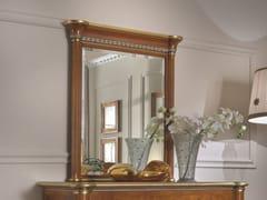 Specchio rettangolare in legno con cornice da parete35TH ANNIVERSARY 2744 - SCAPPINI & C. CLASSIC FURNITURE