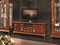 Mobile TV basso in legno con ante a battente35TH ANNIVERSARY 675 - SCAPPINI & C. CLASSIC FURNITURE