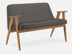 Divanetto in legno e tessuto366 LOFT   Divanetto - 366 CONCEPT S.C.
